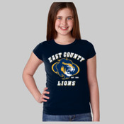 EC Lions - Next Level The Princess Tee