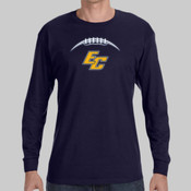 EC Football - Dri-POWER® ACTIVE 5.6 oz., 50/50 Long-Sleeve T-Shirt