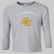 EC Football - Ultra Cotton™ Youth Long Sleeve T-Shirt