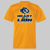 EC Heart - Youth Short Sleeve Performance T-Shirt