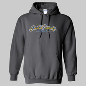 EC Script - Heavy Blend™ Hooded Sweatshirt