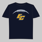 EC Football - Youth Short-Sleeve Compression Tee