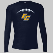 EC Football - Youth Long-Sleeve Compression Tee